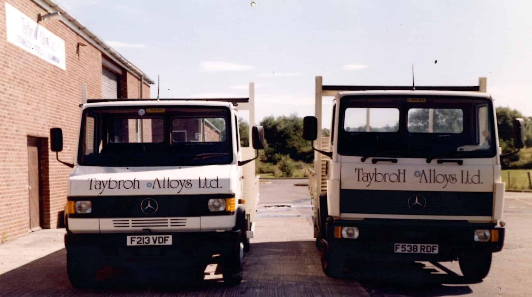 Taybroh Alloys History 1978