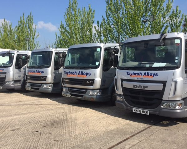 Taybroh Alloys Trucks